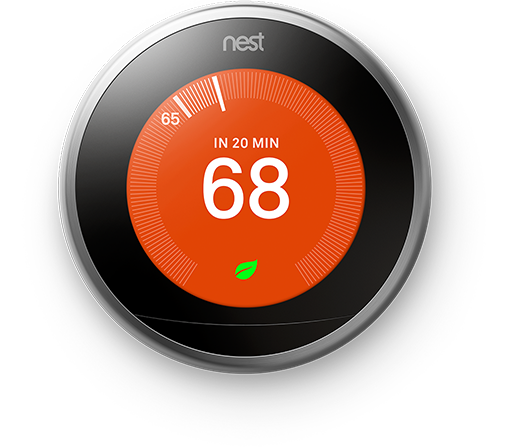 FREE Nest Smart Thermostat!
